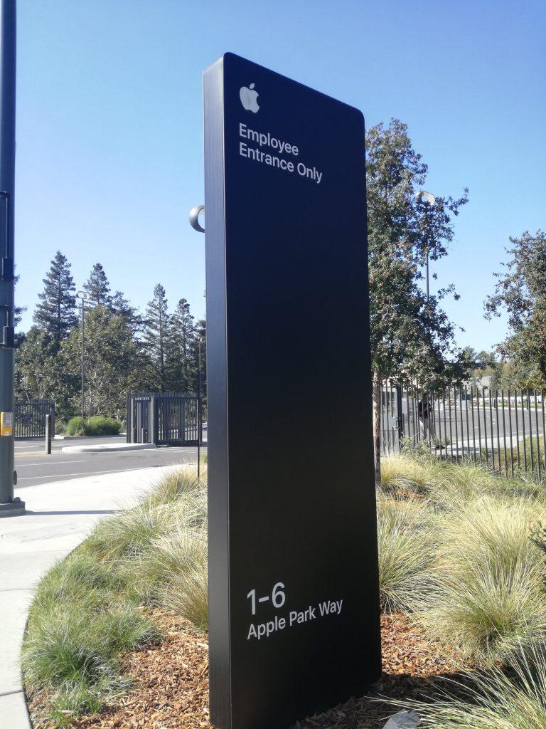 1-6 Apple Park Way - Cupertino - Nuova sede Apple