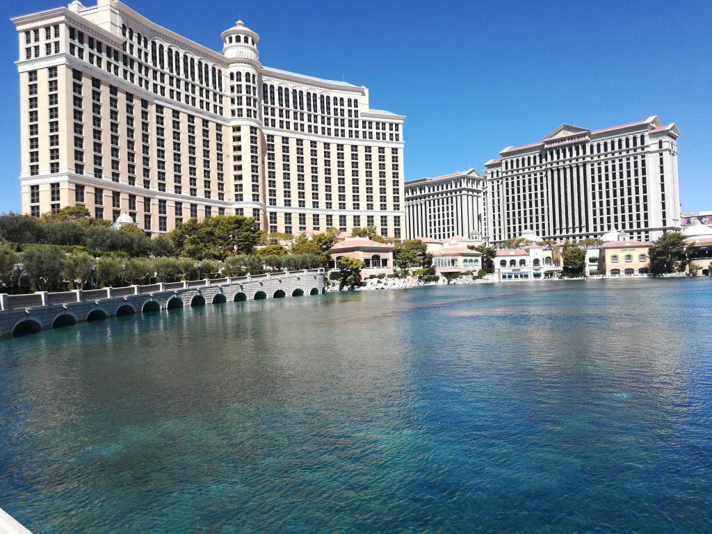 Las Vegas diario di viaggio Bellagio