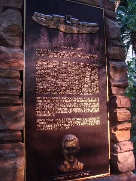 Bugsy Siegel e la nascita del Flamingo, Las Vegas