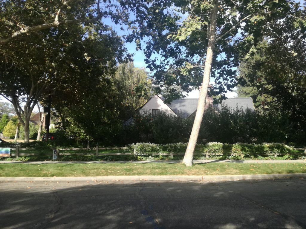 Casa di Steve Jobs - Palo Alto Silicon Valley
