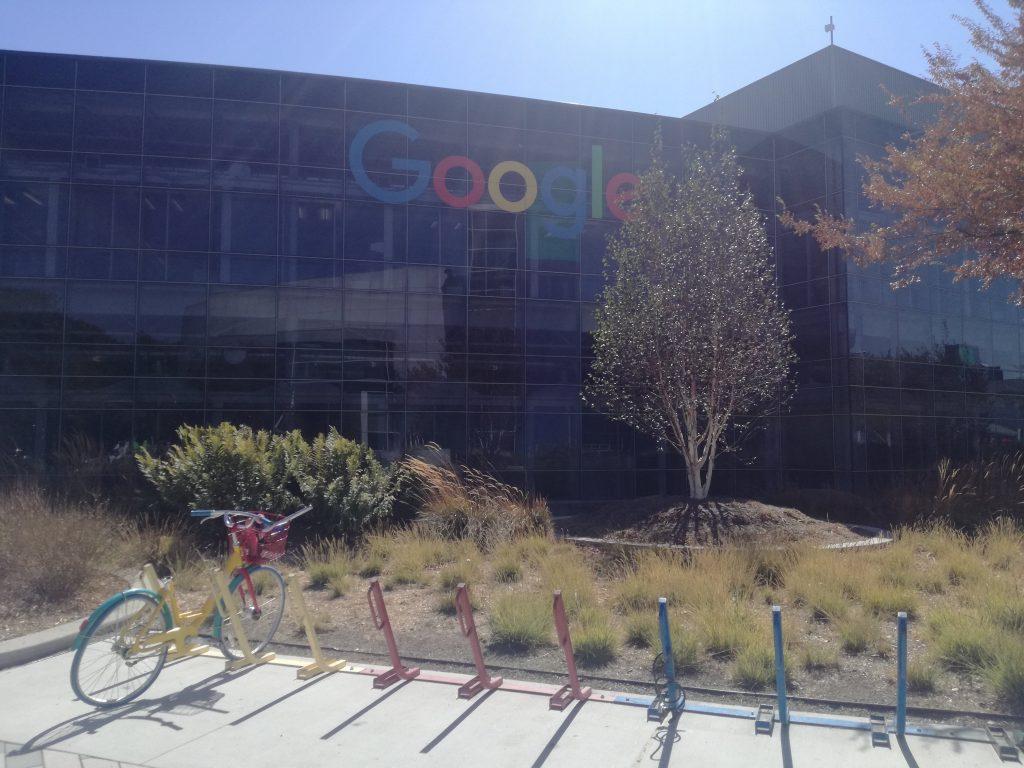 Googleplex - Mountain View Silicon Valley
