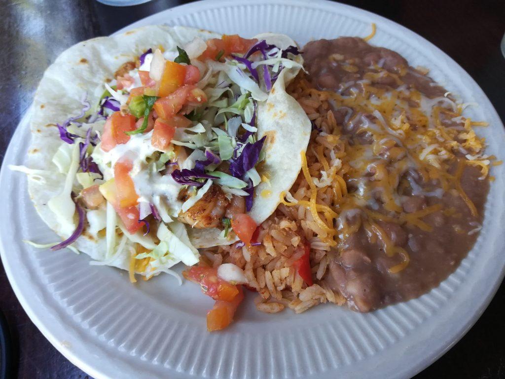 Cosa vedere nella Old Town San Diego Taco Alamo restaurant