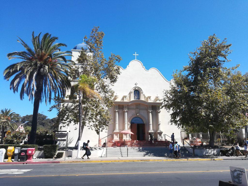Cosa vedere nella Old Town San Diego - Chiesa dell'Immacolata Concezione