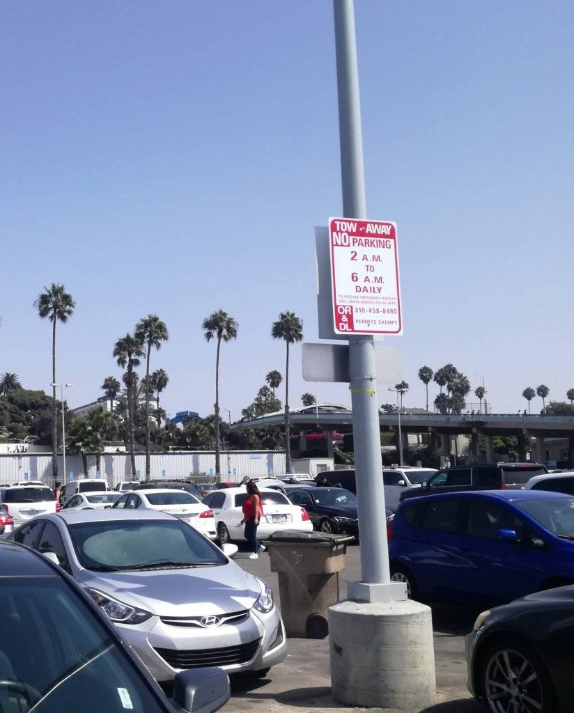 Guidare negli Stati Uniti: il parcheggio