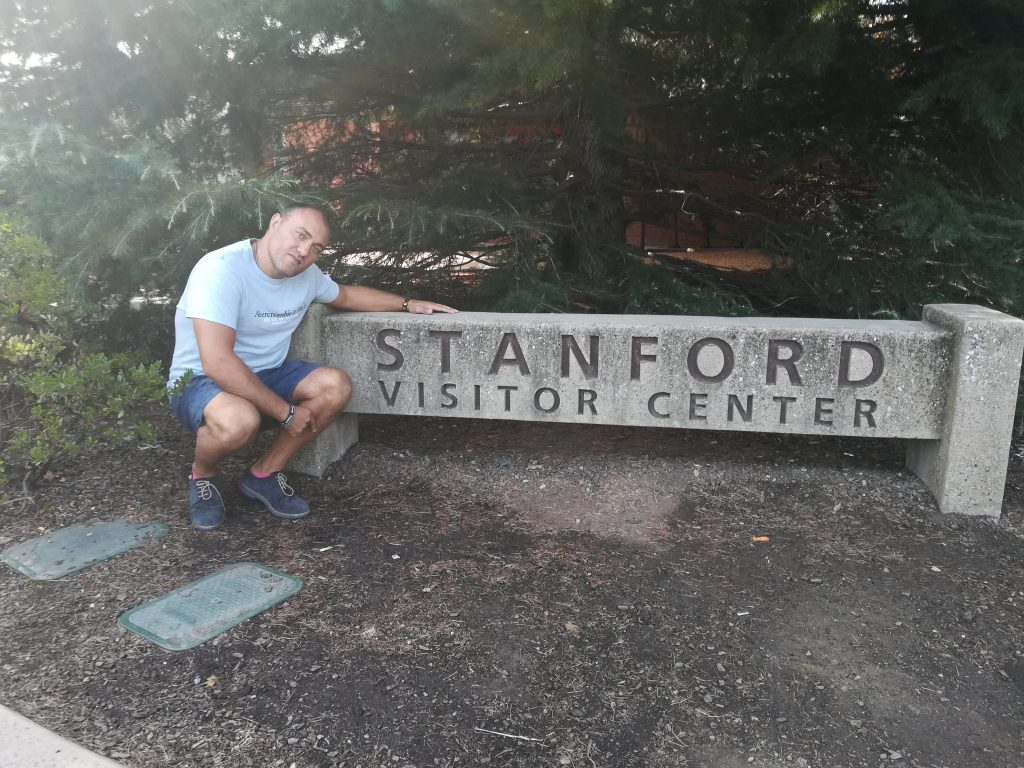 Stanford Visitor Center -  visita Stanford University