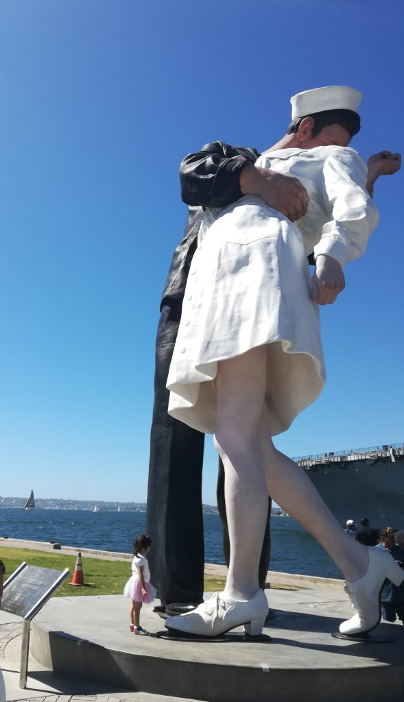 The Unconditional Surrender - Tuna Harbor Park - San Diego