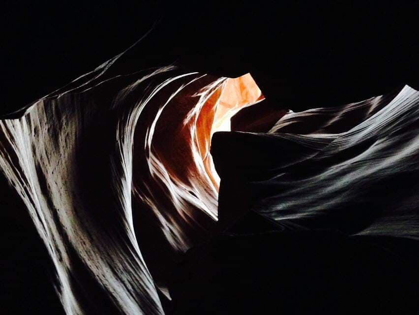Upper Antelope Canyon - Page - Arizona