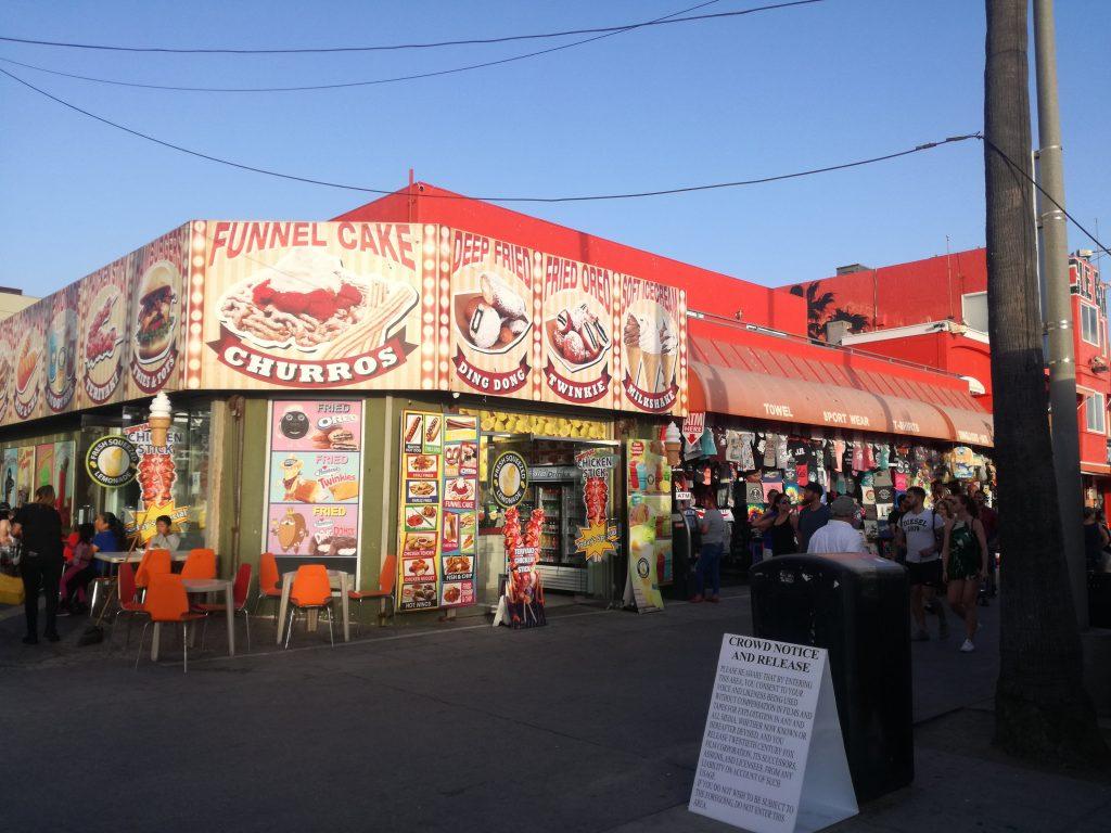 Venice Beach Street Food