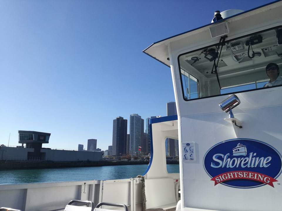 Shoreline Sightseeing - come muoversi a Chicago alterntive