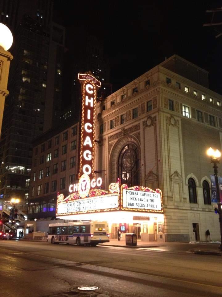 Chicago Theatre - Attrazioni di Chicago