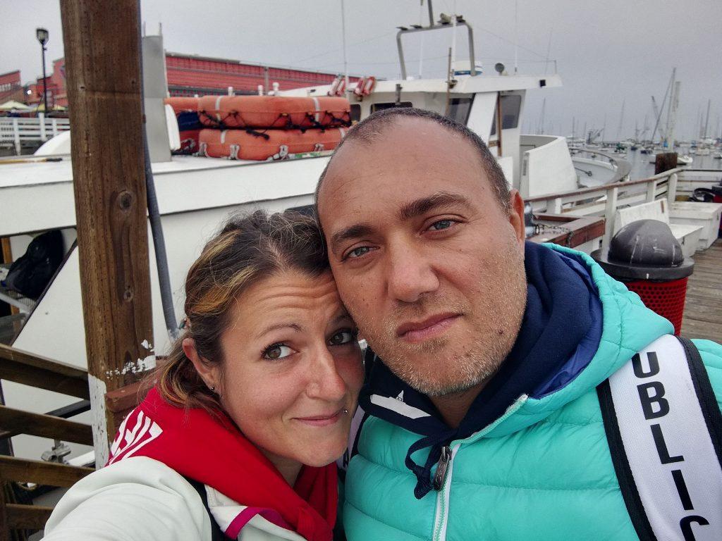 noi - avvistamento balene Monterey