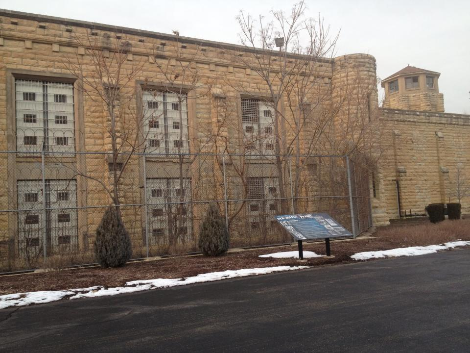 Penitenziario di Joliet - Illinois Blues Brothers Location