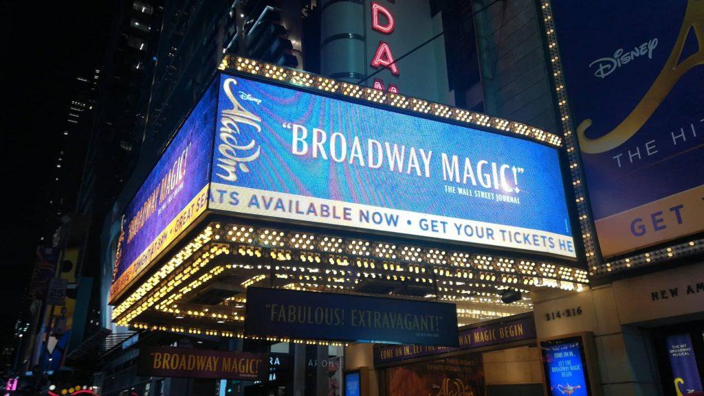 Itinerario di New York in 7 giorni - La  bellissima Brodway