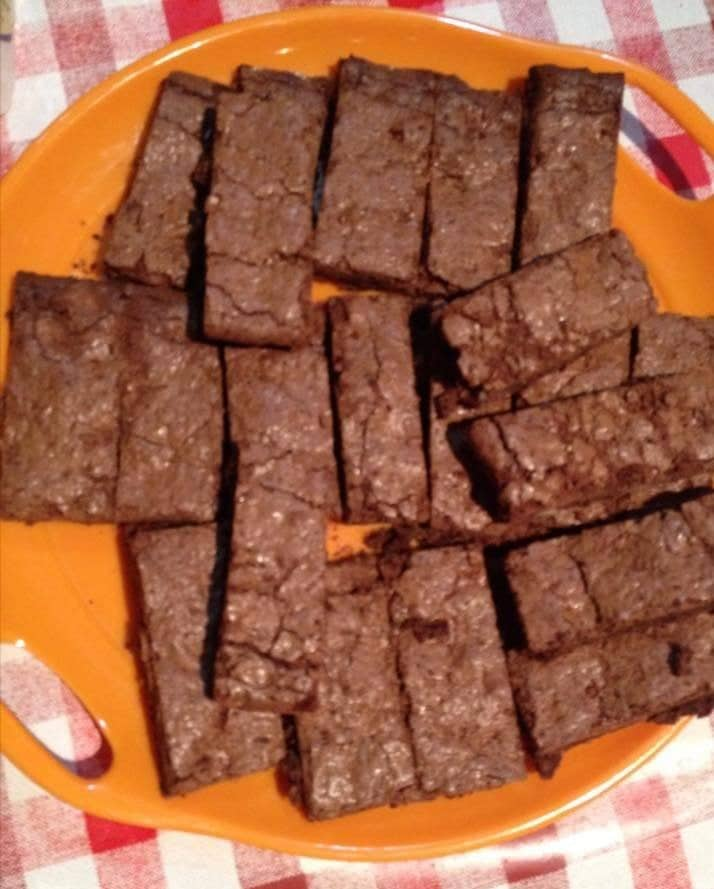 Brownies Homemade top 15 piatti tipici americani