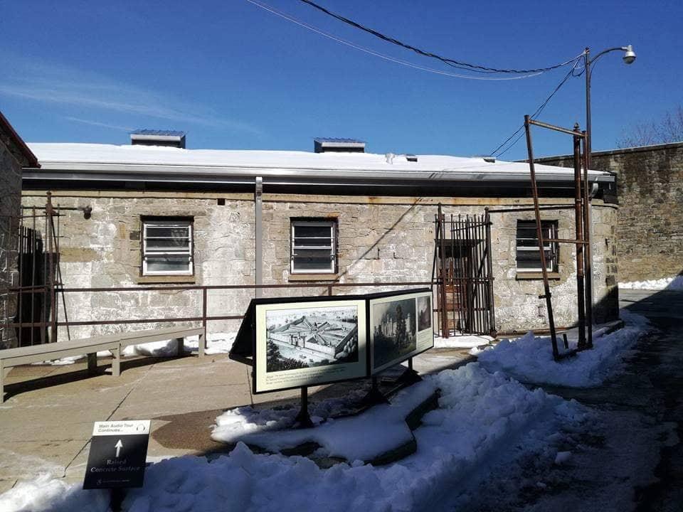 Visita Eastern State Penitentiary Philadelphia