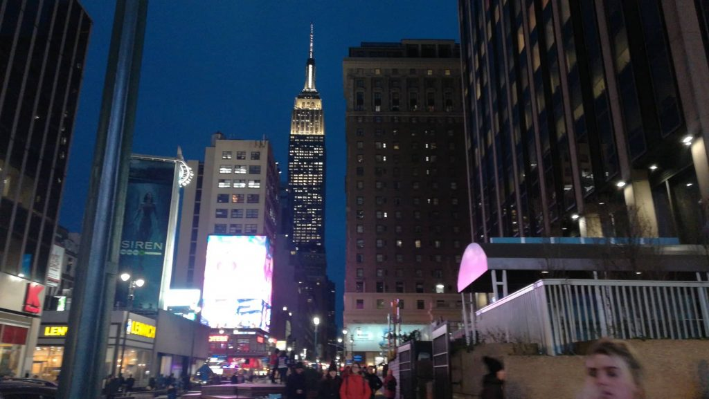 Itinerario di New York in 7 giorni - L'Empire State Building