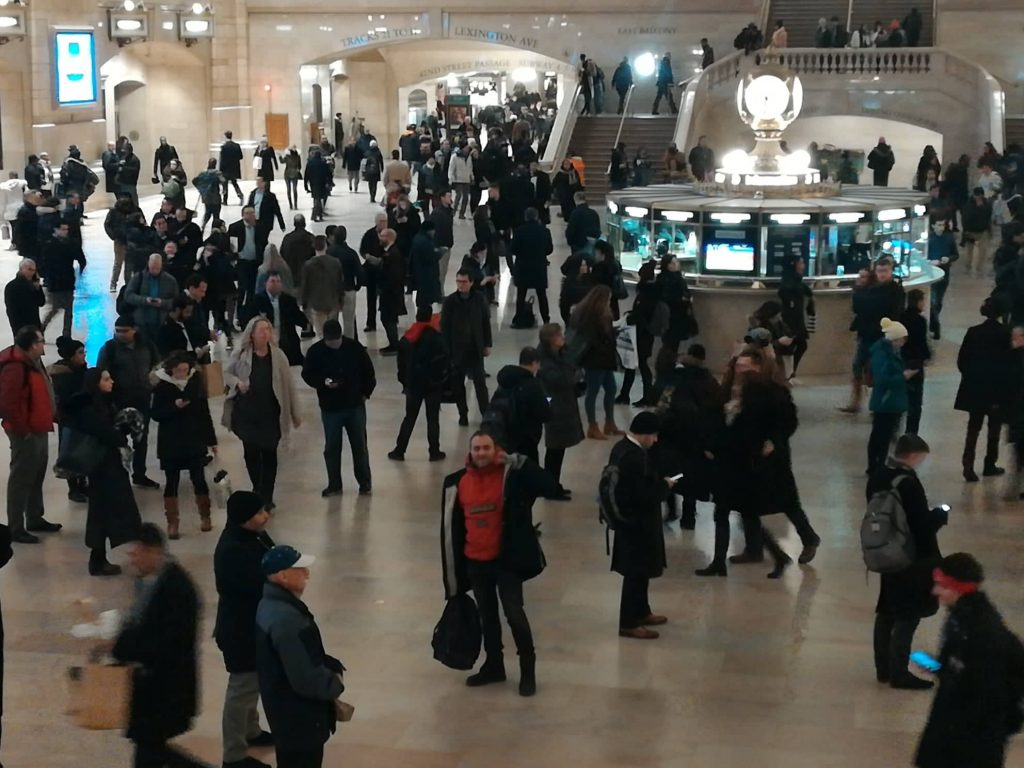 Itinerario di New York in 7 giorni - Grand Central Terminal