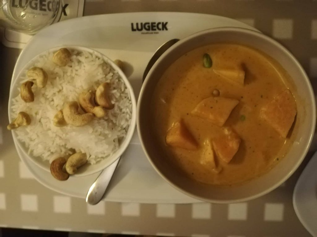 Lugeck Vienna Riso e curry dove trovare i migliori piatti