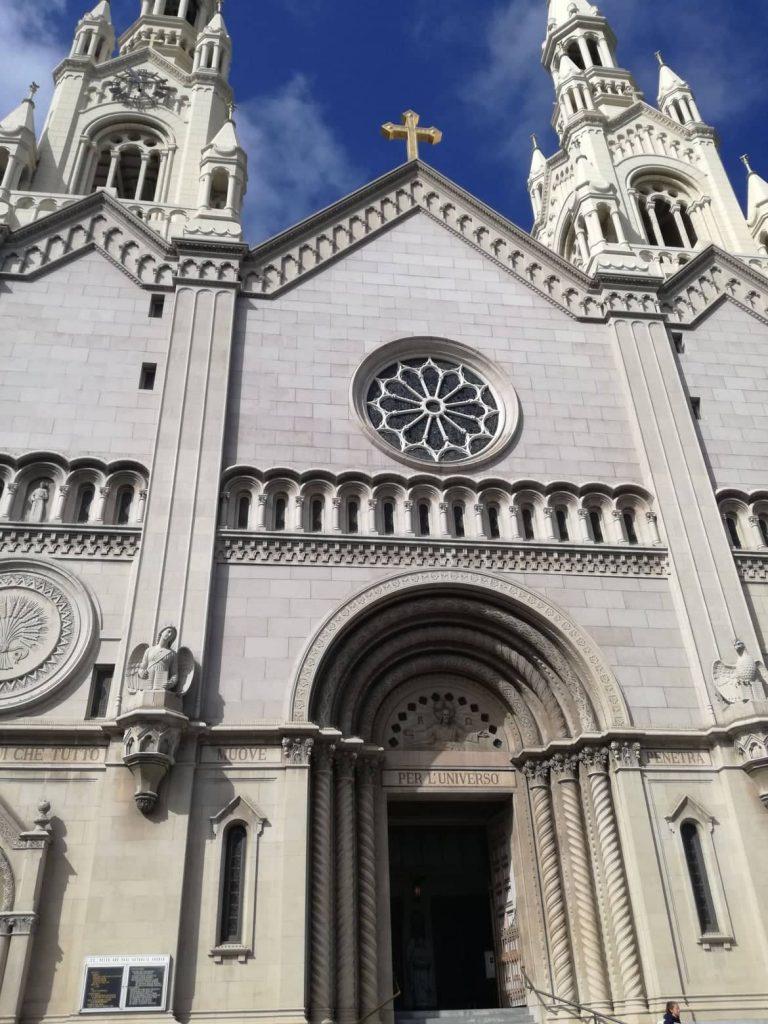 Chiesa Santi Pietro e Paolo - Ultimo giorno a San Francisco