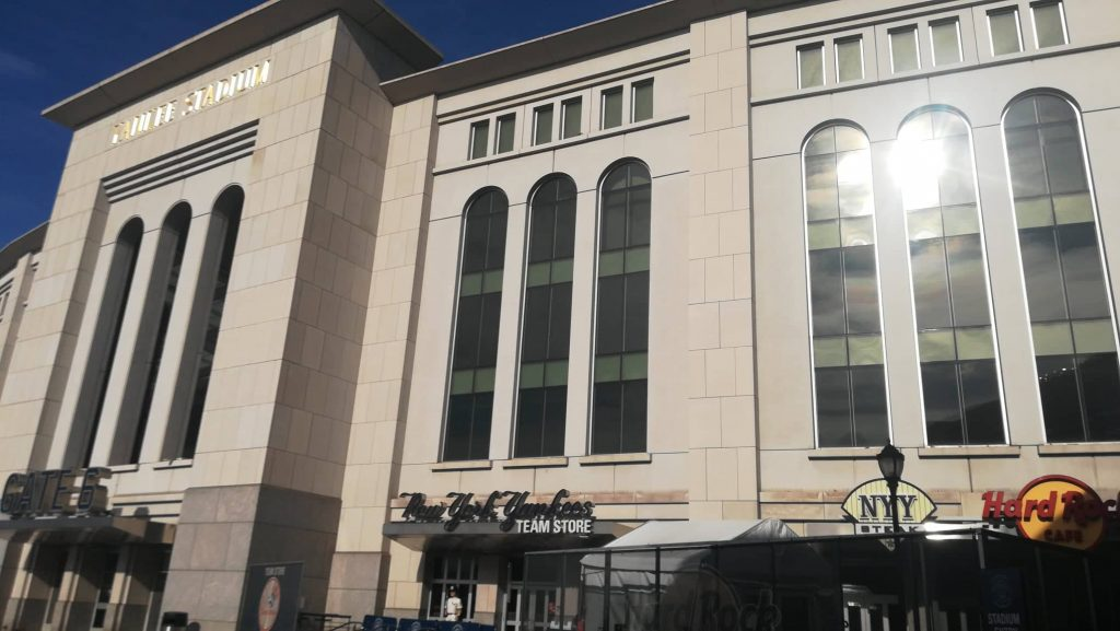Itinerario di New York in 7 giorni - Lo Yankee Stadium