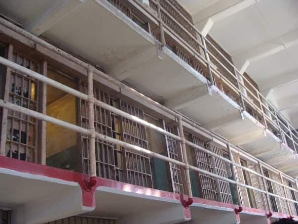 Celle su più piani - visita alla prigione di Alcatraz San Francisco
