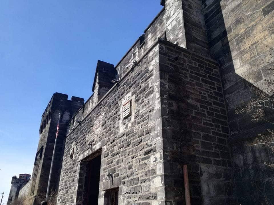 Visita Eastern State Penitentiary Philadelphia - Struttura esterna