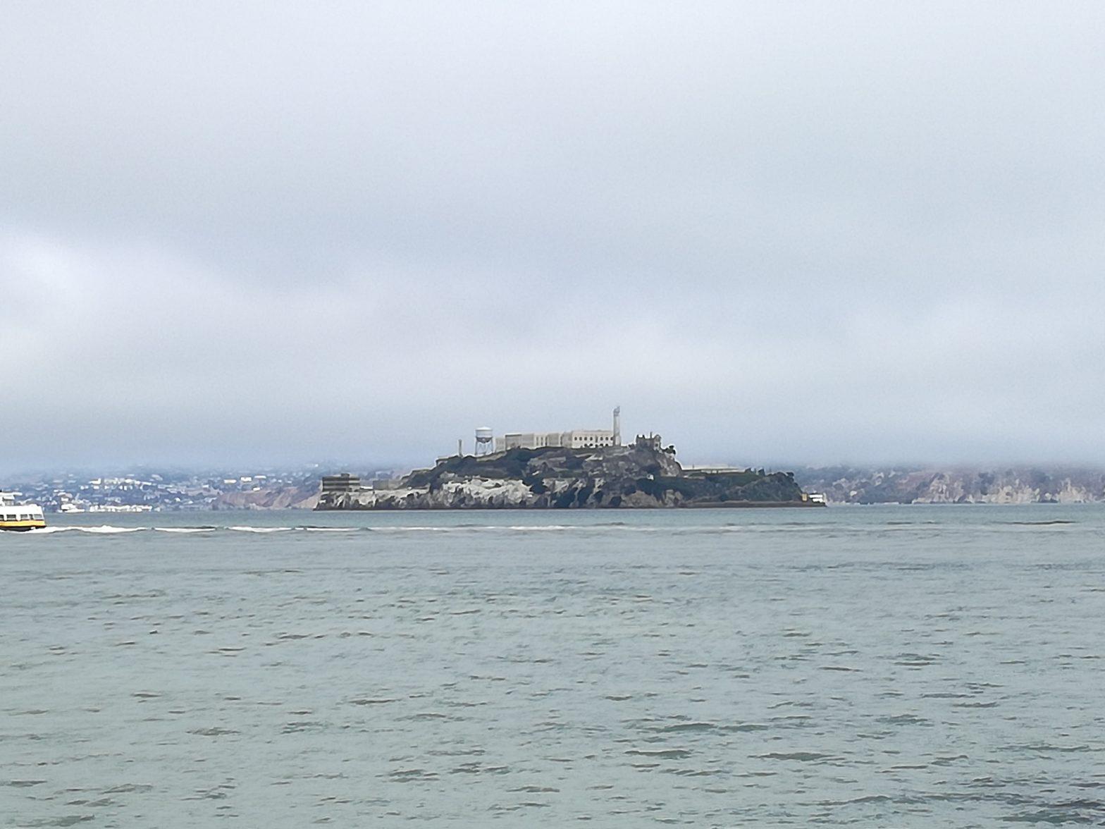 Curiosità sull'isola di Alcatraz