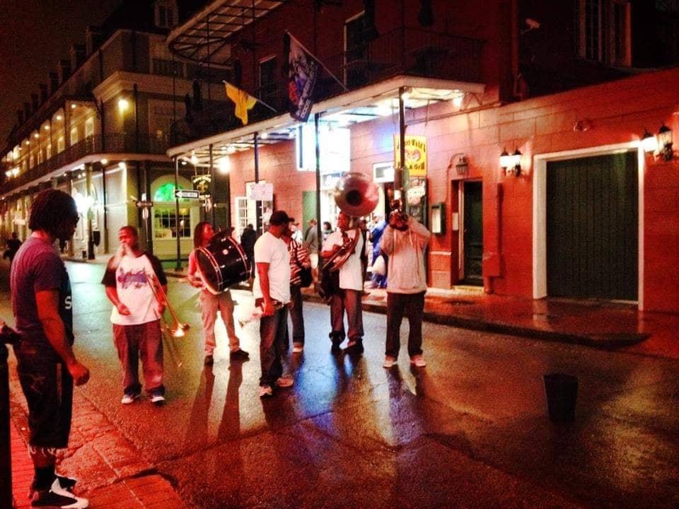 Scoprire New Orleans - artisti di strada