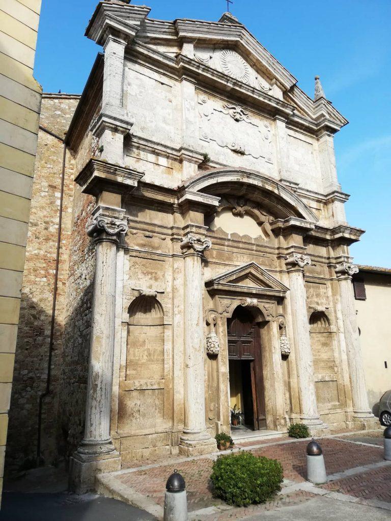 Chiesa di Santa Lucia - Montepulciano