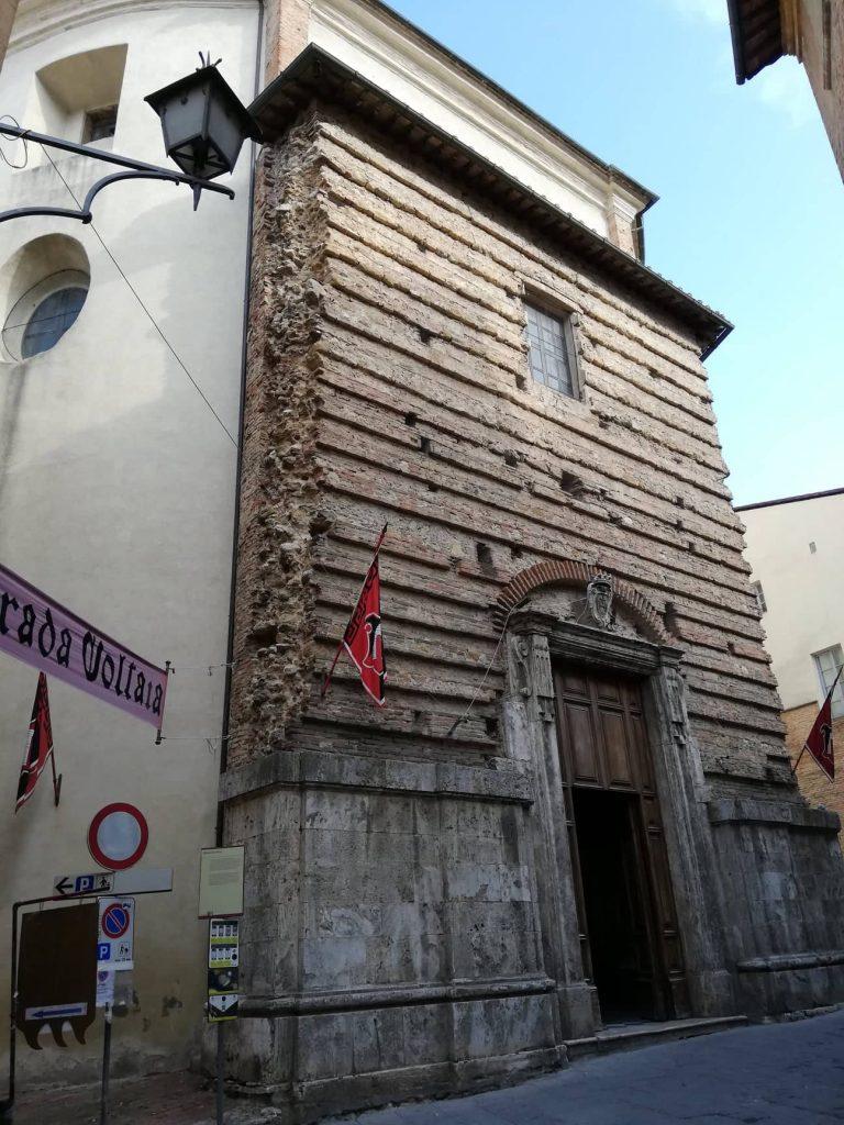 Chiesa del Gesù - Montepulciano
