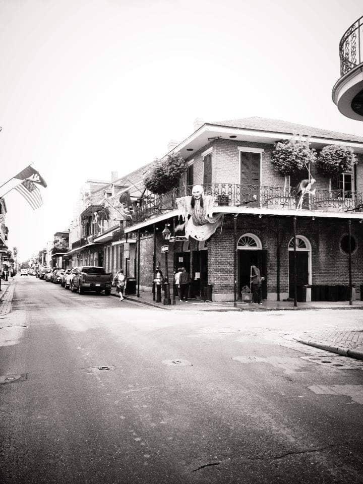 cultura Voodoo e fantasmi a New Orleans - Copertina
