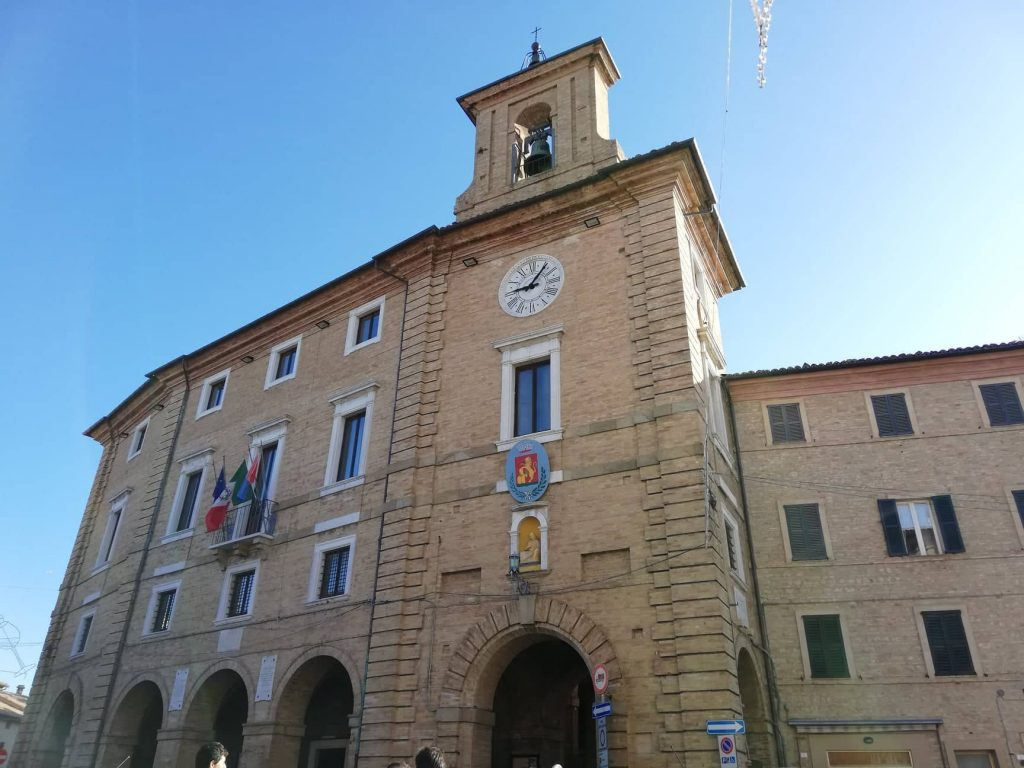 Palazzo comunale Cupramontana