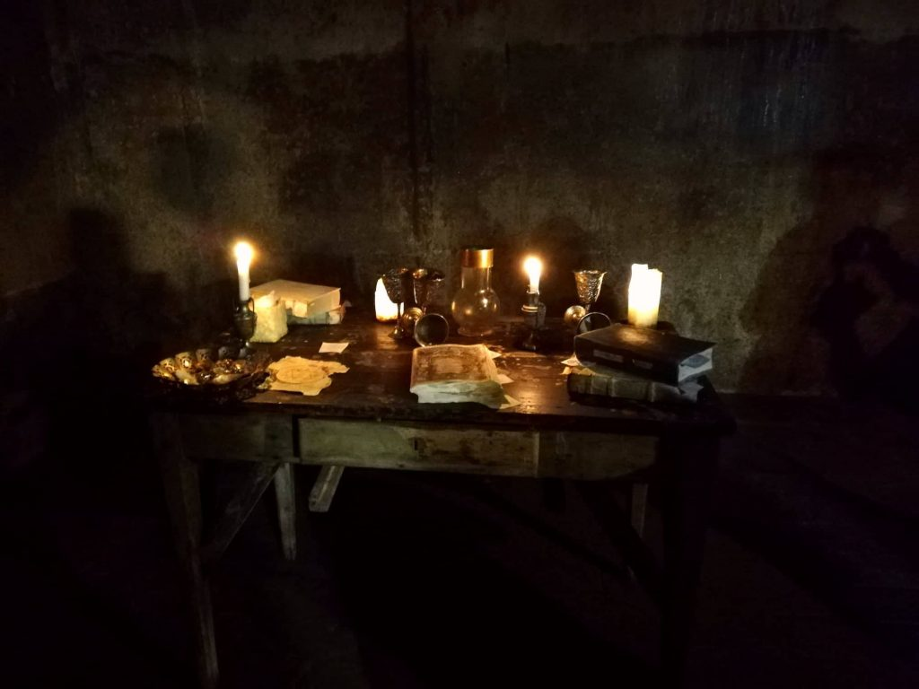 Escape room - Cisterne romane - Fermo