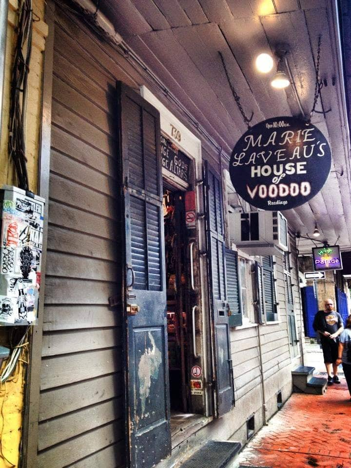 Marie Laveau's House of Voodoo - New Orleans
