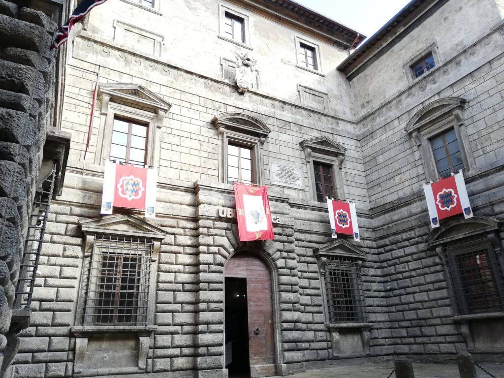 Palazzo Cervini - Montepulciano