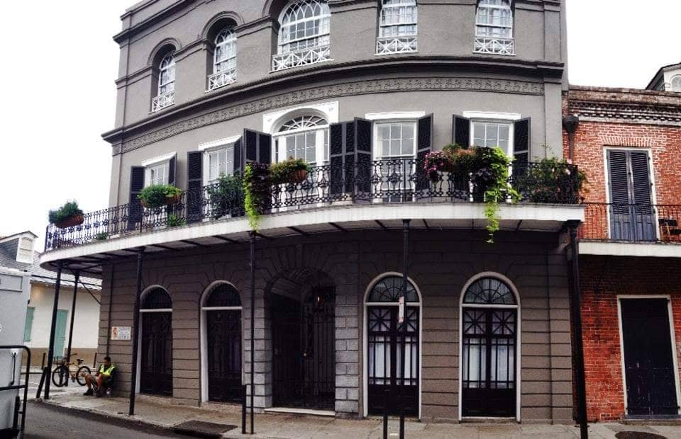Cultura Voodoo e fantasmi a New Orleans - LaLaurie's Mansion