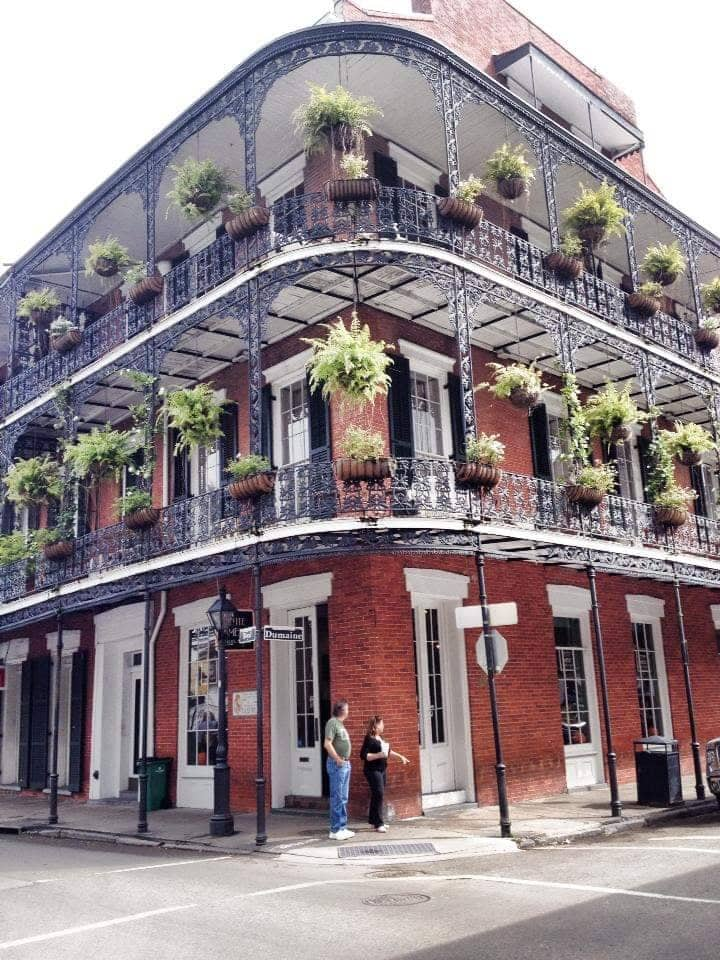 LaBranche's Mansion - New Orleans