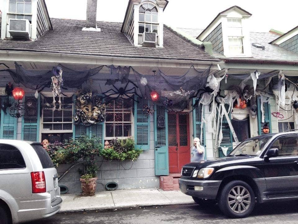 origini di Halloween e festeggiamenti negli Stati Uniti - New Orleans