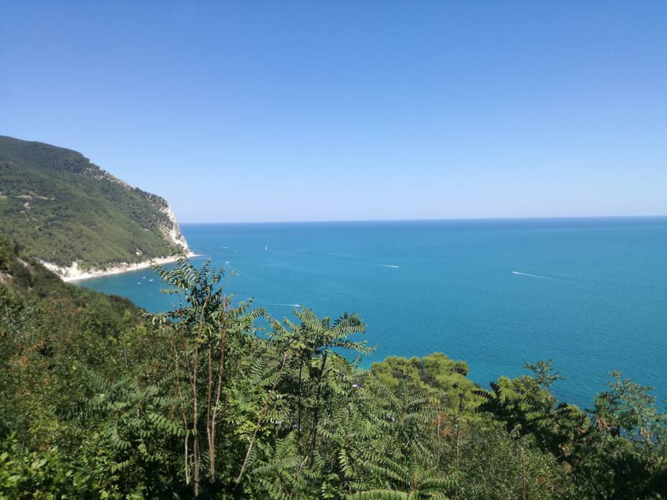 Marche best in travel 2020 Baia di Portonovo Lonely Planet