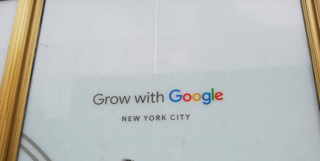Grow with Google - Sede di New York