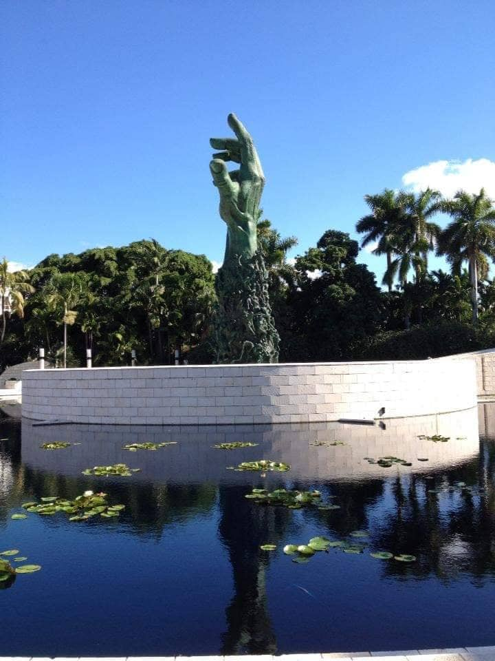 Memoriale dell'Olocausto a Miami Beach