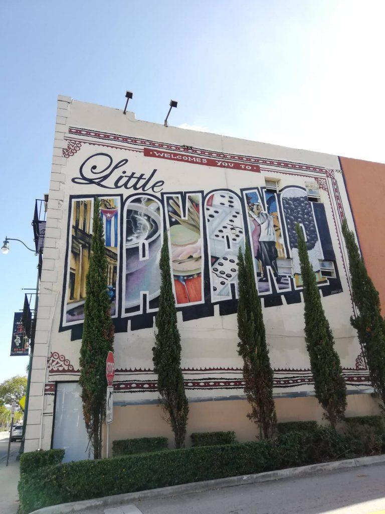 Cosa vedere a Little Havana a Miami - Little Havana murales Calle Ocho