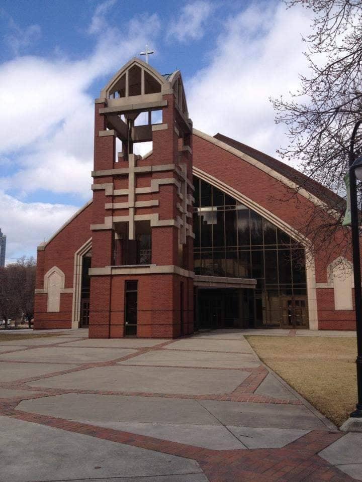 Ebezener Baptist Church - The King Center - Atlanta
