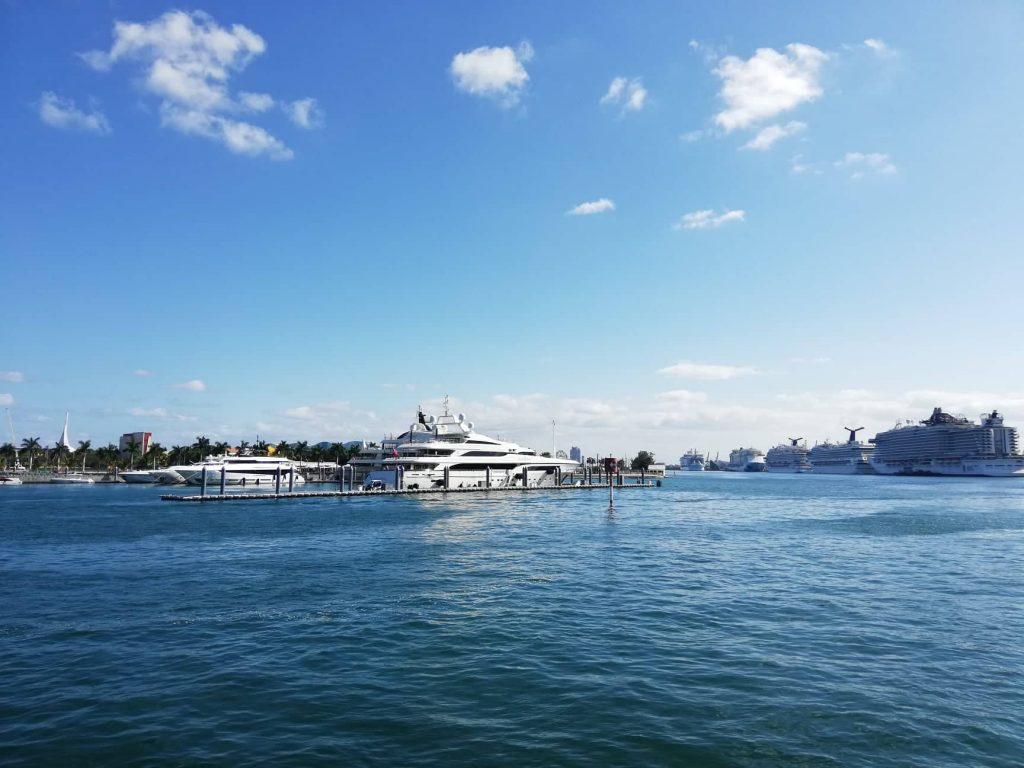 Millionaire's Row cruise - Port of Miami