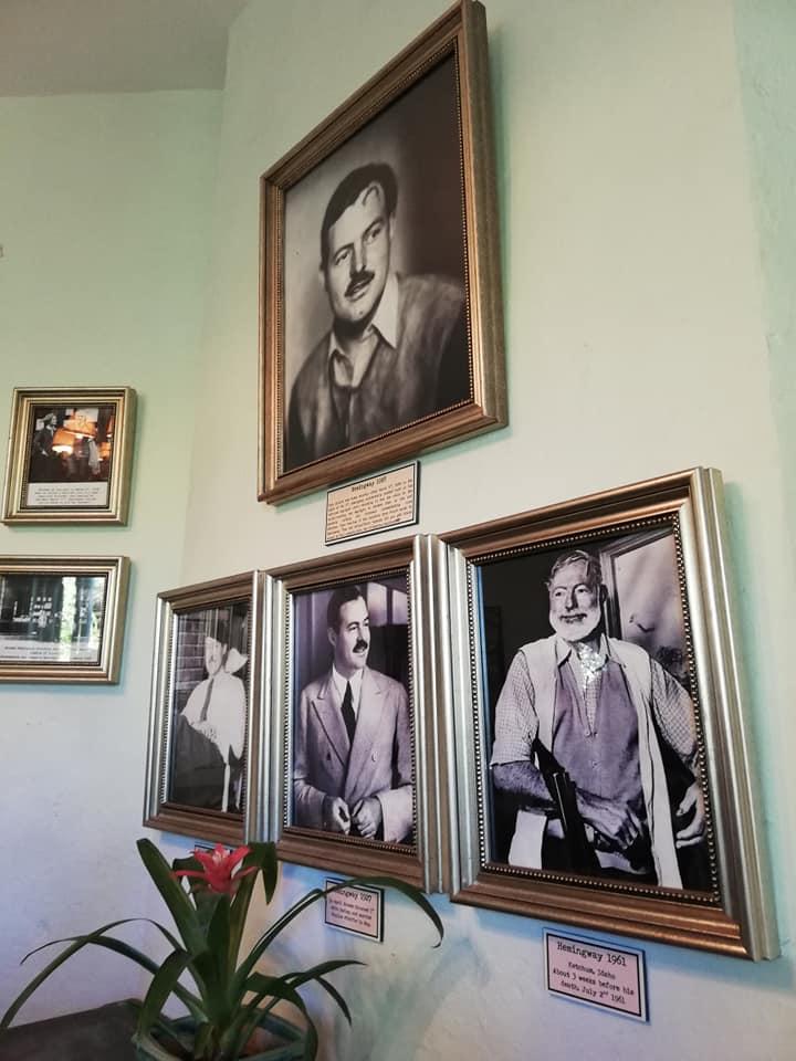Casa-Hemingway-Key-West-ritratti-mogli
