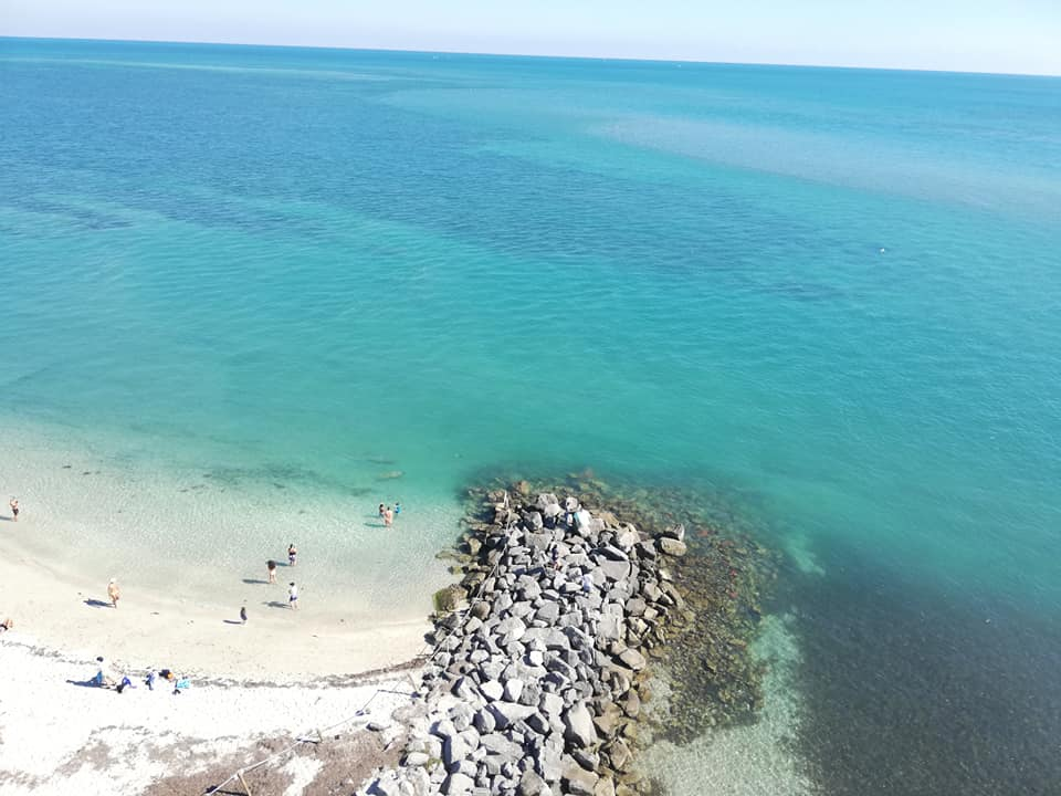 il paradiso di Key Biscayne - vista dal lighthouse - Miami
