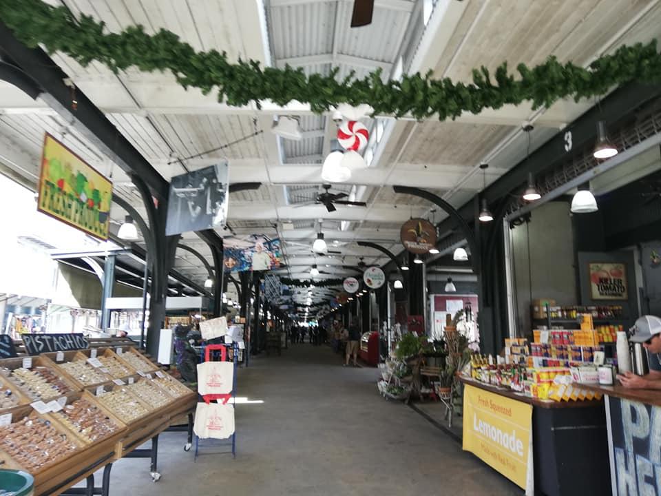 New Orleans - French Market città fuori dagli schemi