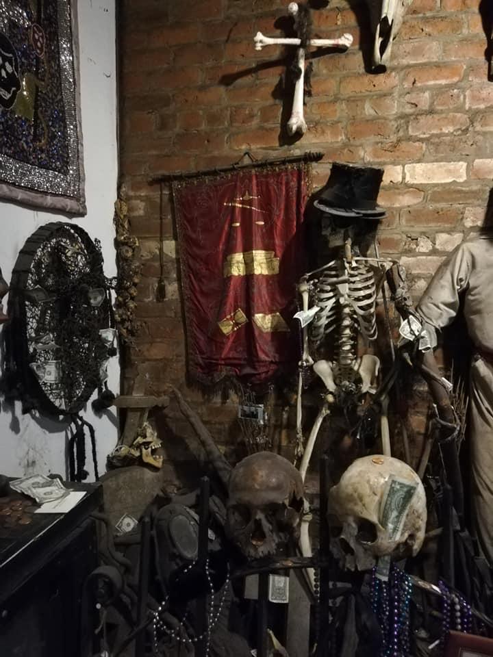 New Orleans - Museo Voodoo città fuori dagli schemi