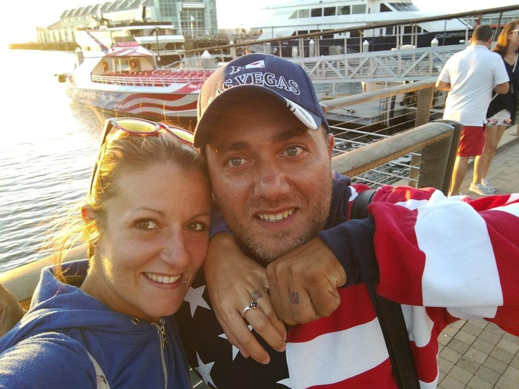 Chi siamo - Simona e Domenico di Usa la Valigia