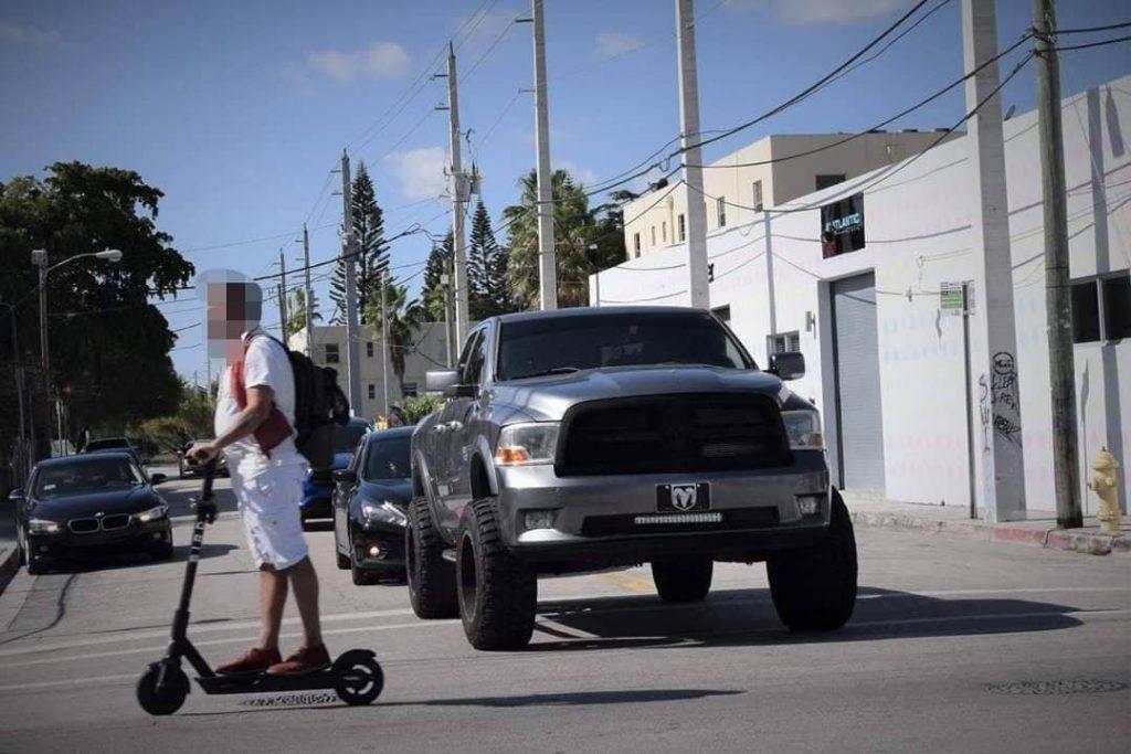 Come spostarsi a Miami - Monopattino elettrico
